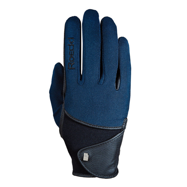 Roeckl Ascot Children's Winter Gloves Navy 3305-568-590