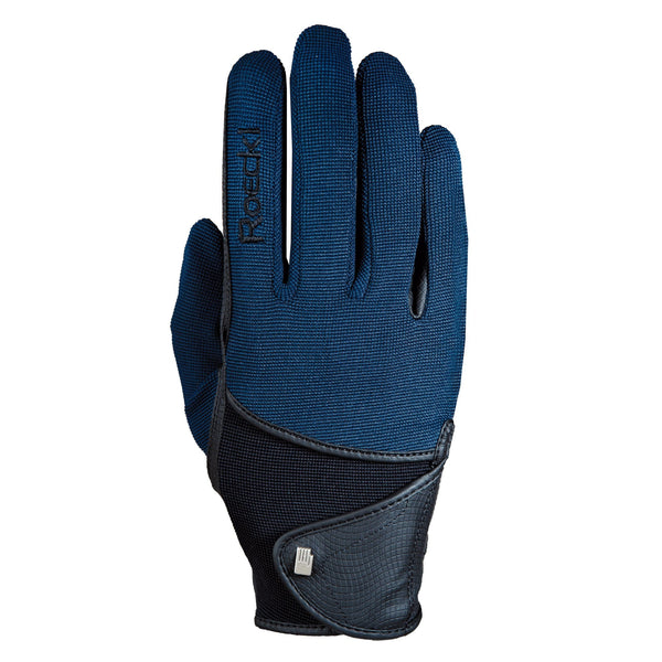 Roeckl Ascot Gloves Navy 3301-268-590