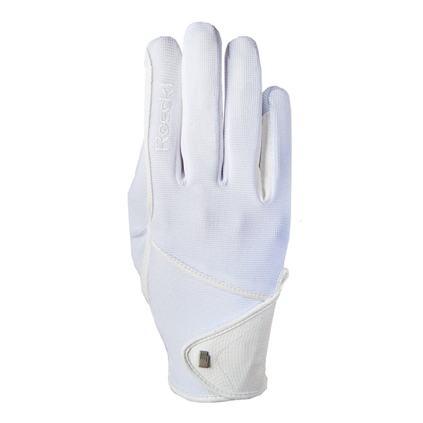 Roeckl Ascot Gloves White 3301-268-100