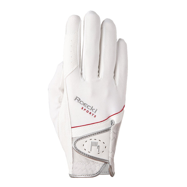 Roeckl London Gloves White 3301-249-100