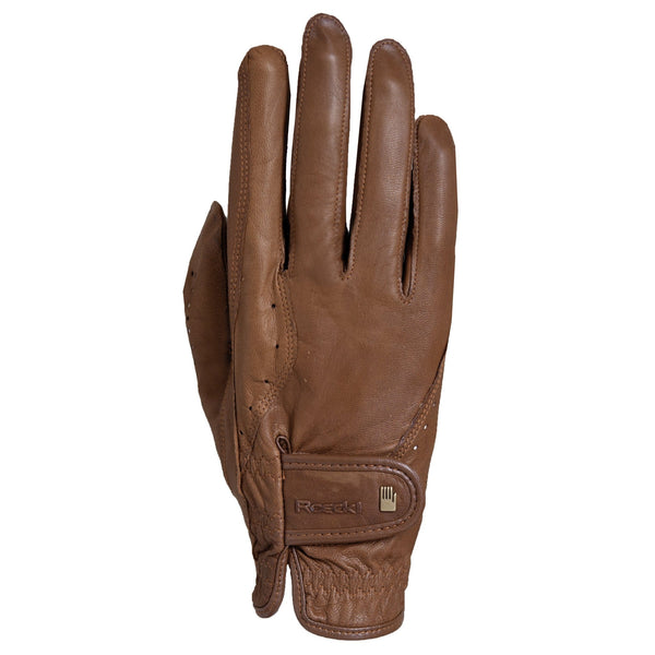 Roeckl Manchester Gloves Brown 3301-272-700