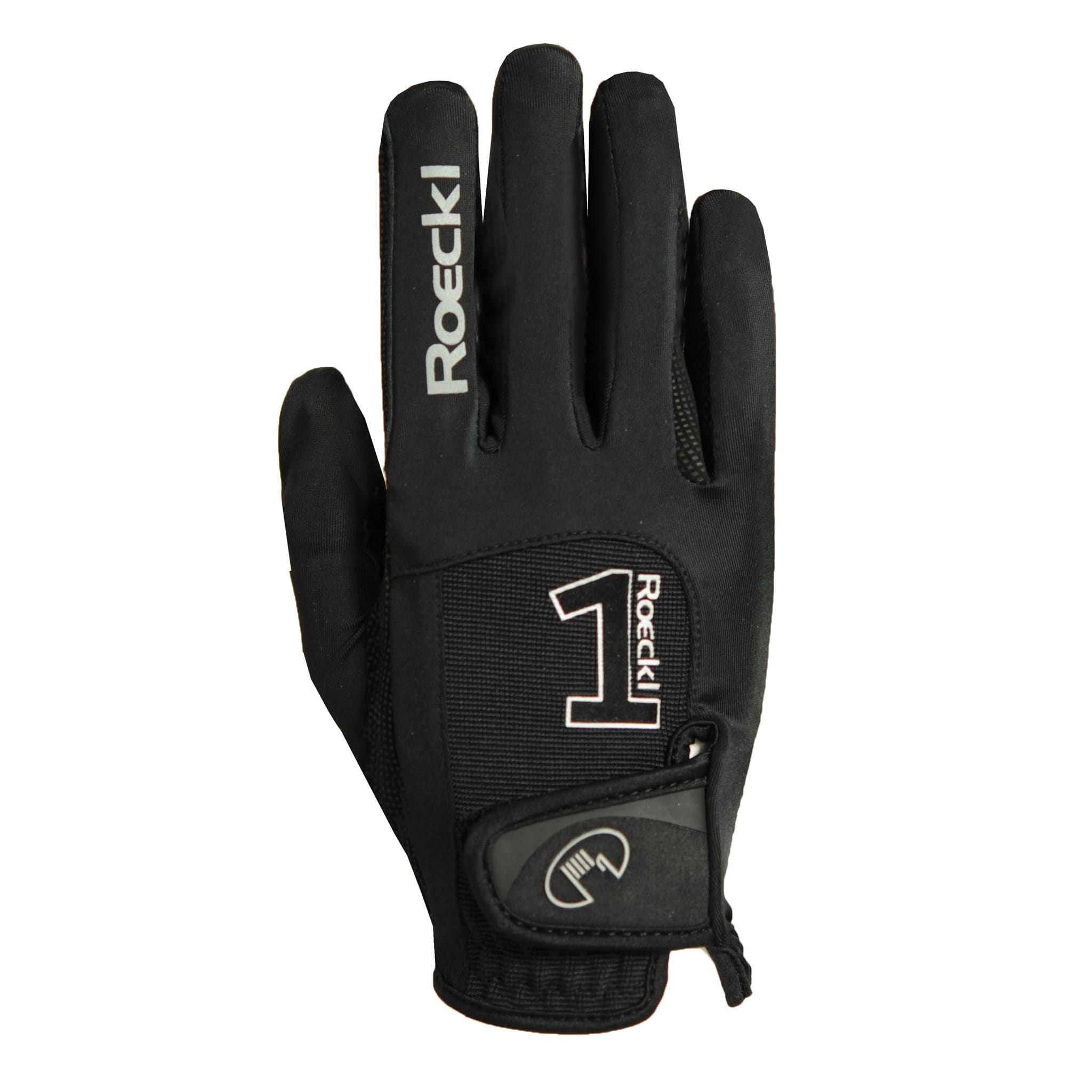 Roeckl Mansfield Gloves Black 3301-280-000