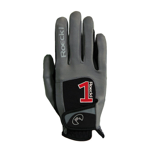 Roeckl Mansfield Gloves Grey 3301-280-050