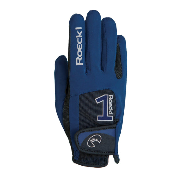 Roeckl Mansfield Gloves Navy 3301-280-590