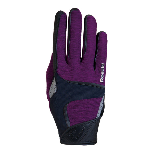 Roeckl Mendon Gloves Berry 3301-274-640