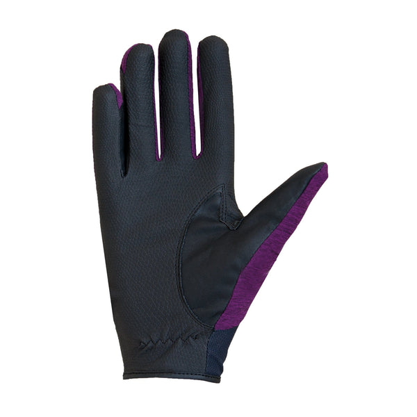 Roeckl Mendon Gloves Berry Palm 3301-274-640