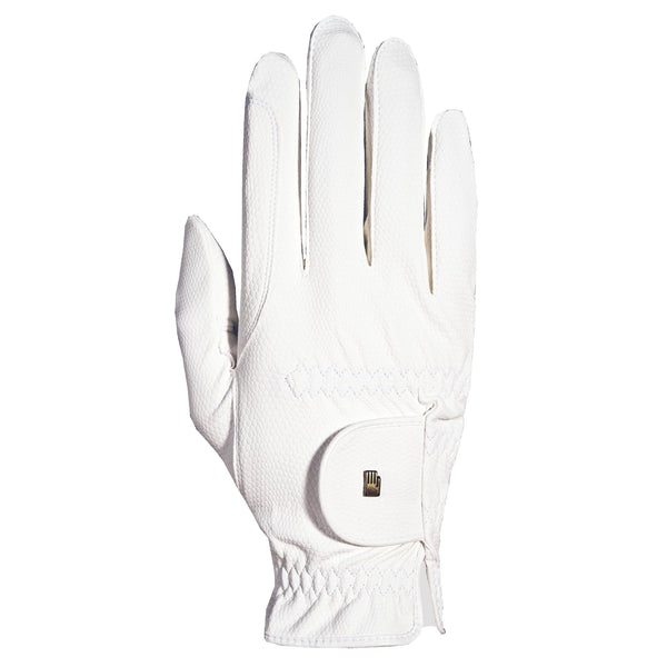 Roeckl Chester Gloves White 3301-208-100