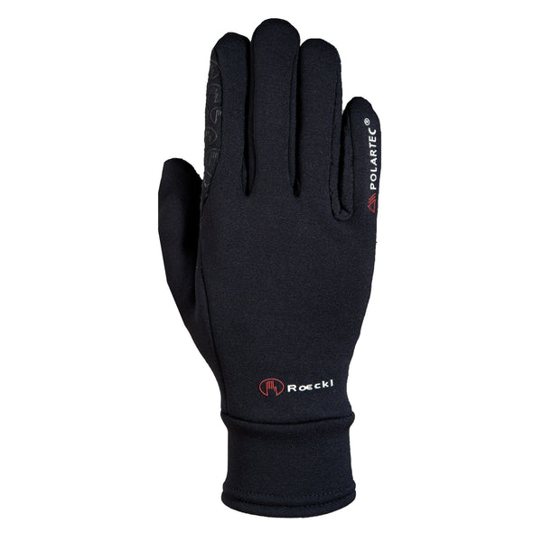 Roeckl Polartec Gloves Black 3301-624-000