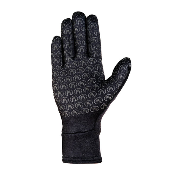 Roeckl Children's Polartec Gloves Black Palm 3305-624-000