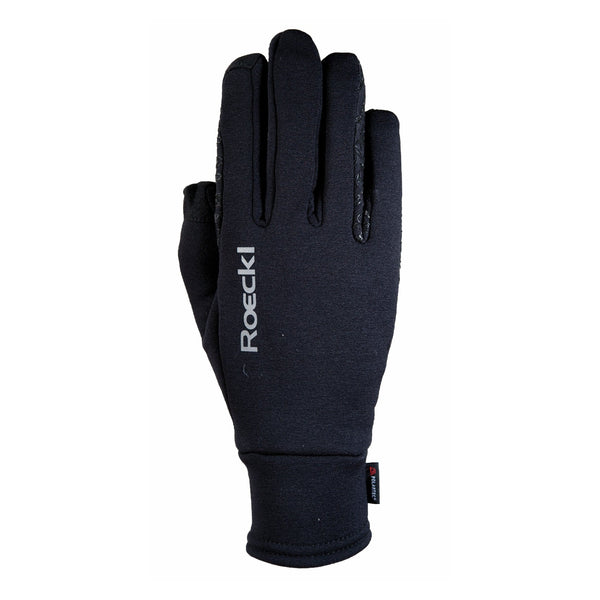 Roeckl Polartec Touch Gloves Black 3301-623-000