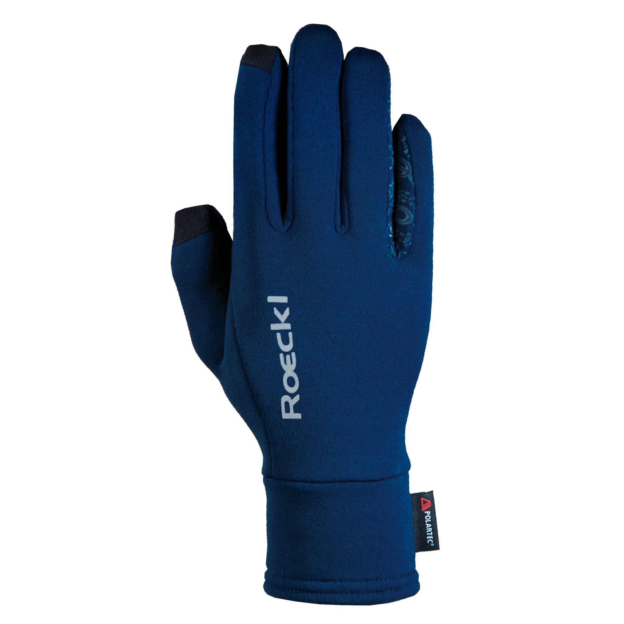 Roeckl Polartec Touch Gloves Navy 3301-623-590