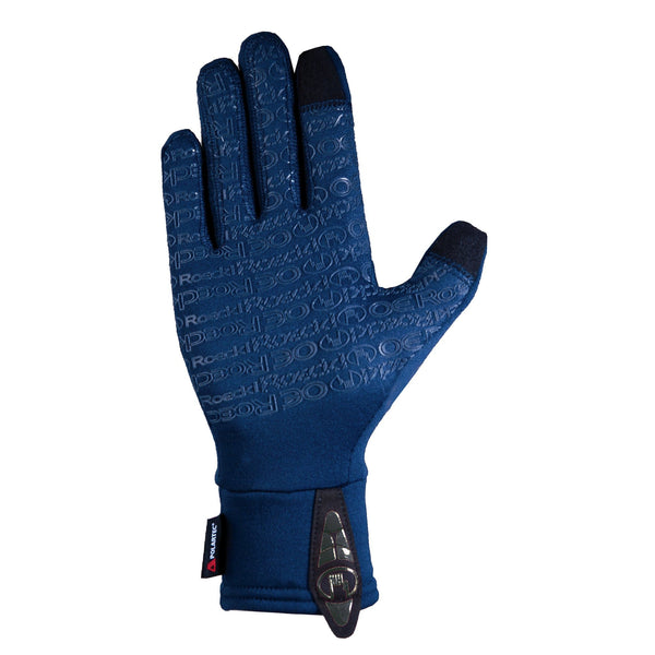 Roeckl Polartec Touch Gloves Navy Palm 3301-623-590