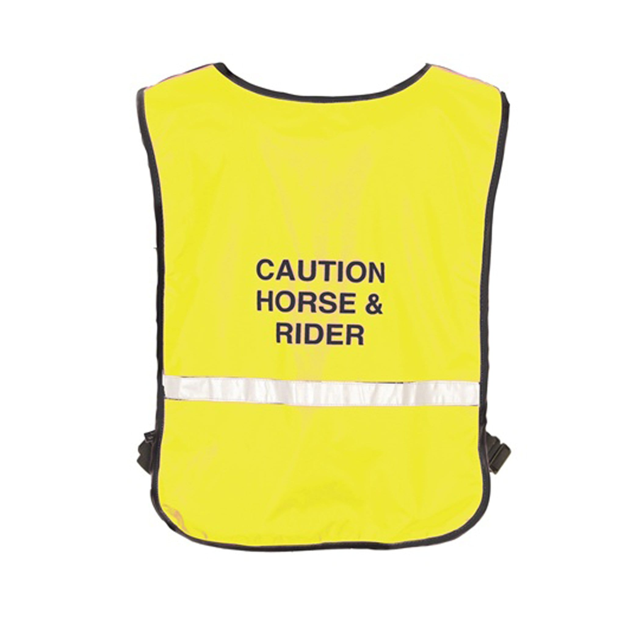 Roma Reflective Safety Vest Yellow 608095