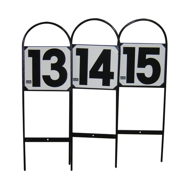 STUBBS Tread In Markers Numbers STB1156