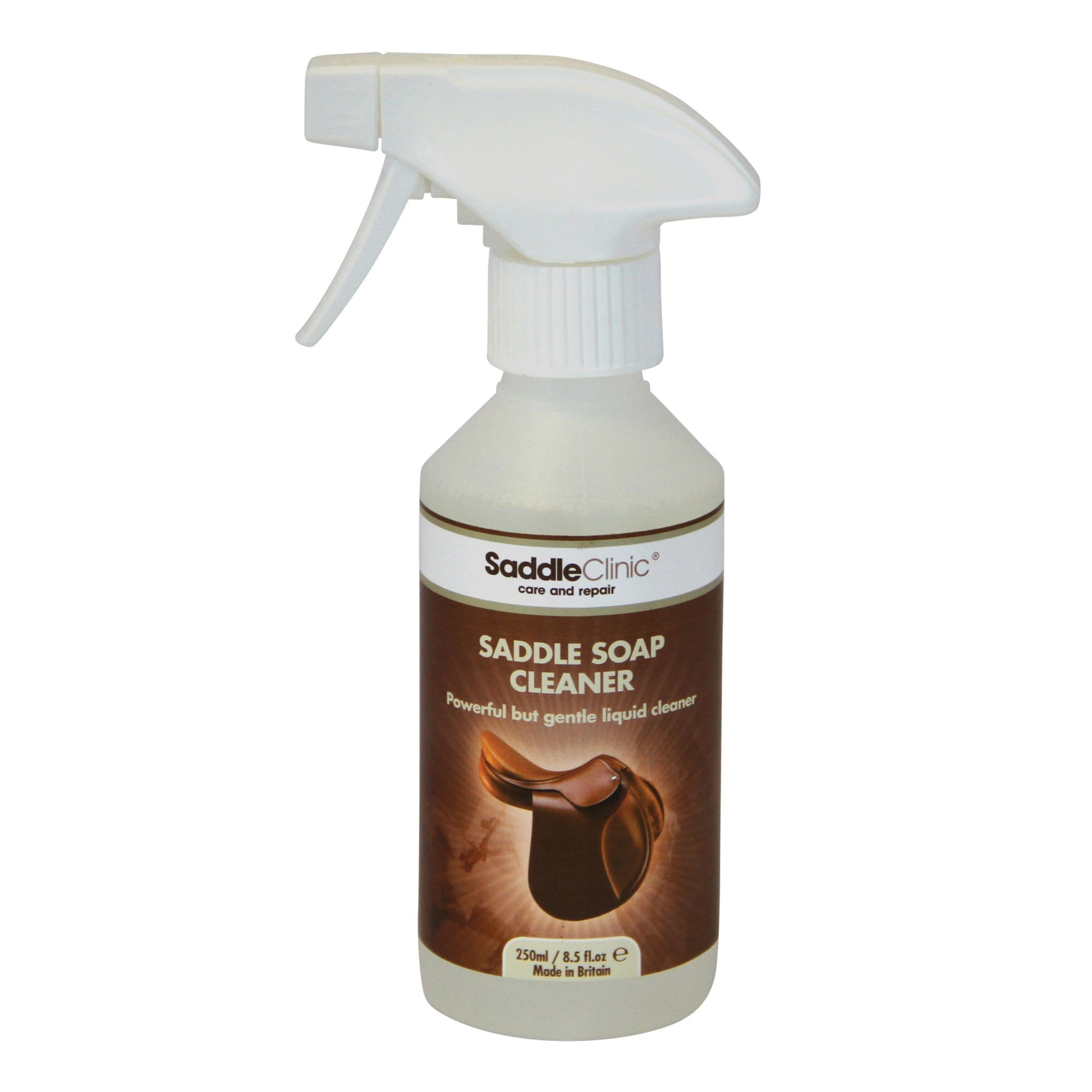 Saddle Clinic Saddle Cleaner 250ml 5361
