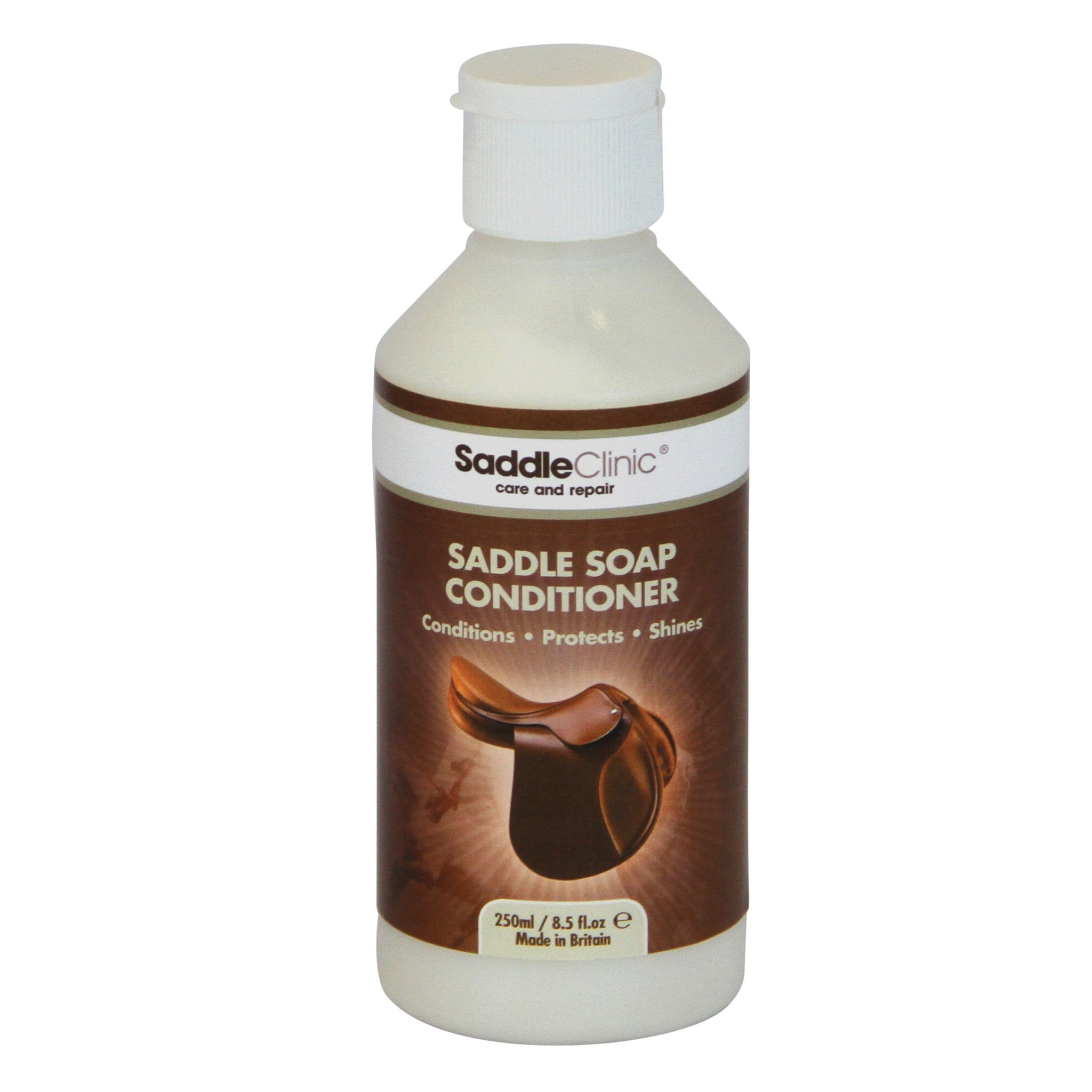 Saddle Clinic Saddle Soap Conditioner 250ml 5386