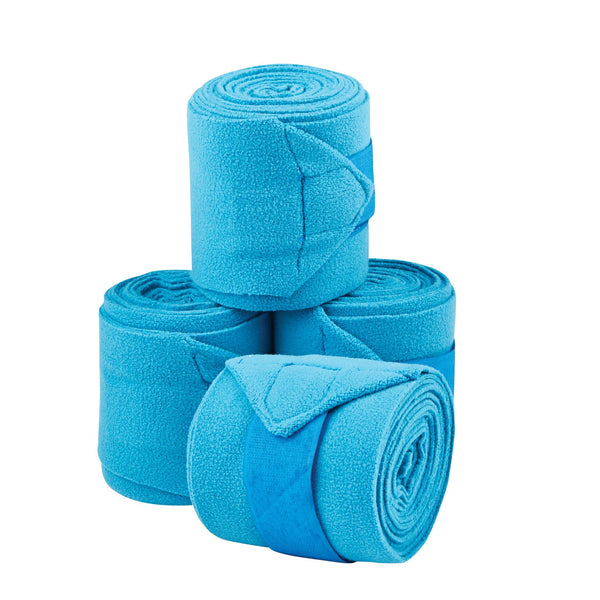 Saxon Coordinate Fleece Bandages Blue 811794