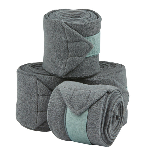 Saxon Coordinate Fleece Bandages Grey 811795
