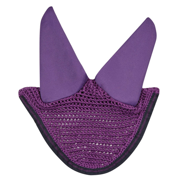Saxon Element Ear Cover Purple and Navy 811837