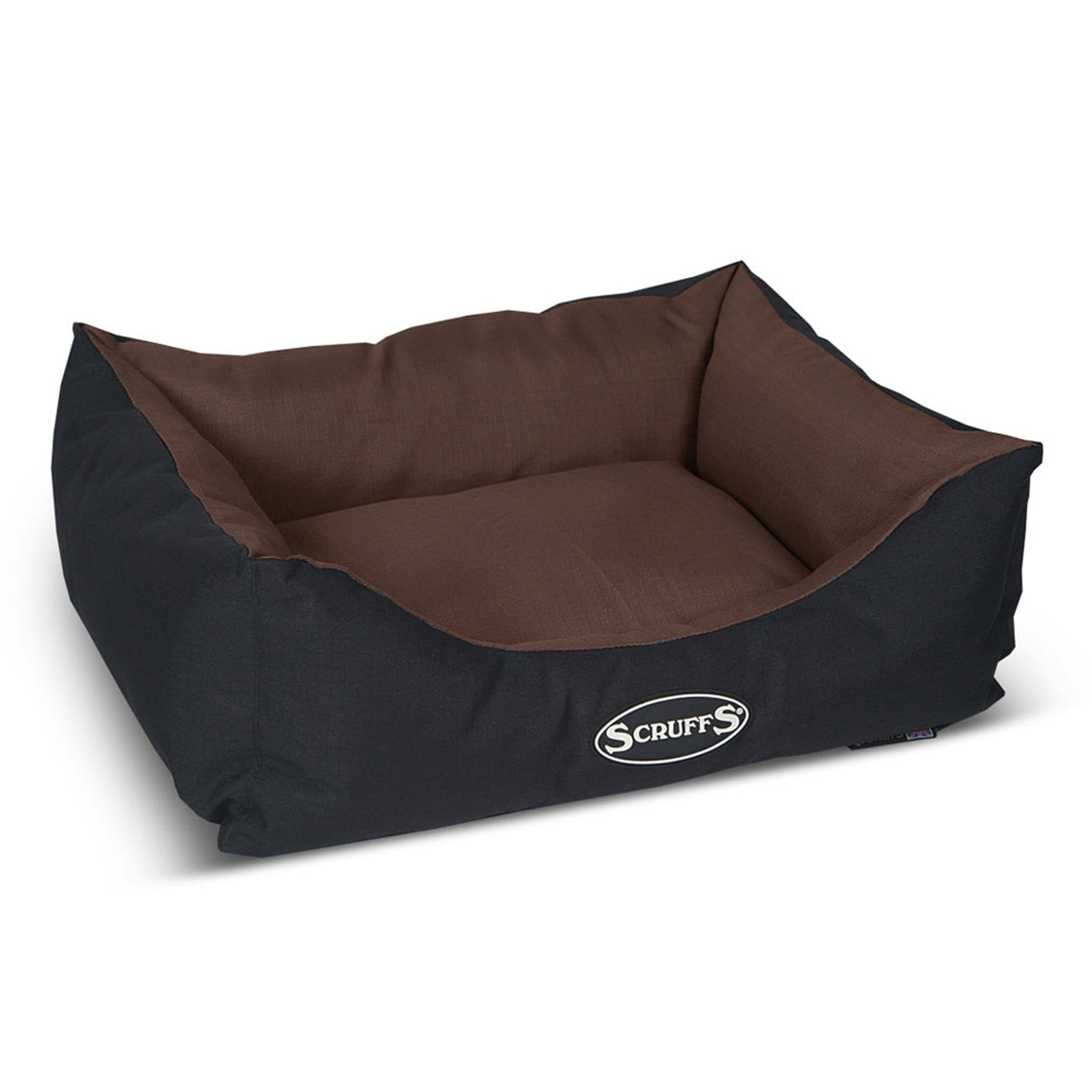 Scruffs Expedition Box Dog Bed 11646 Chocolate Small