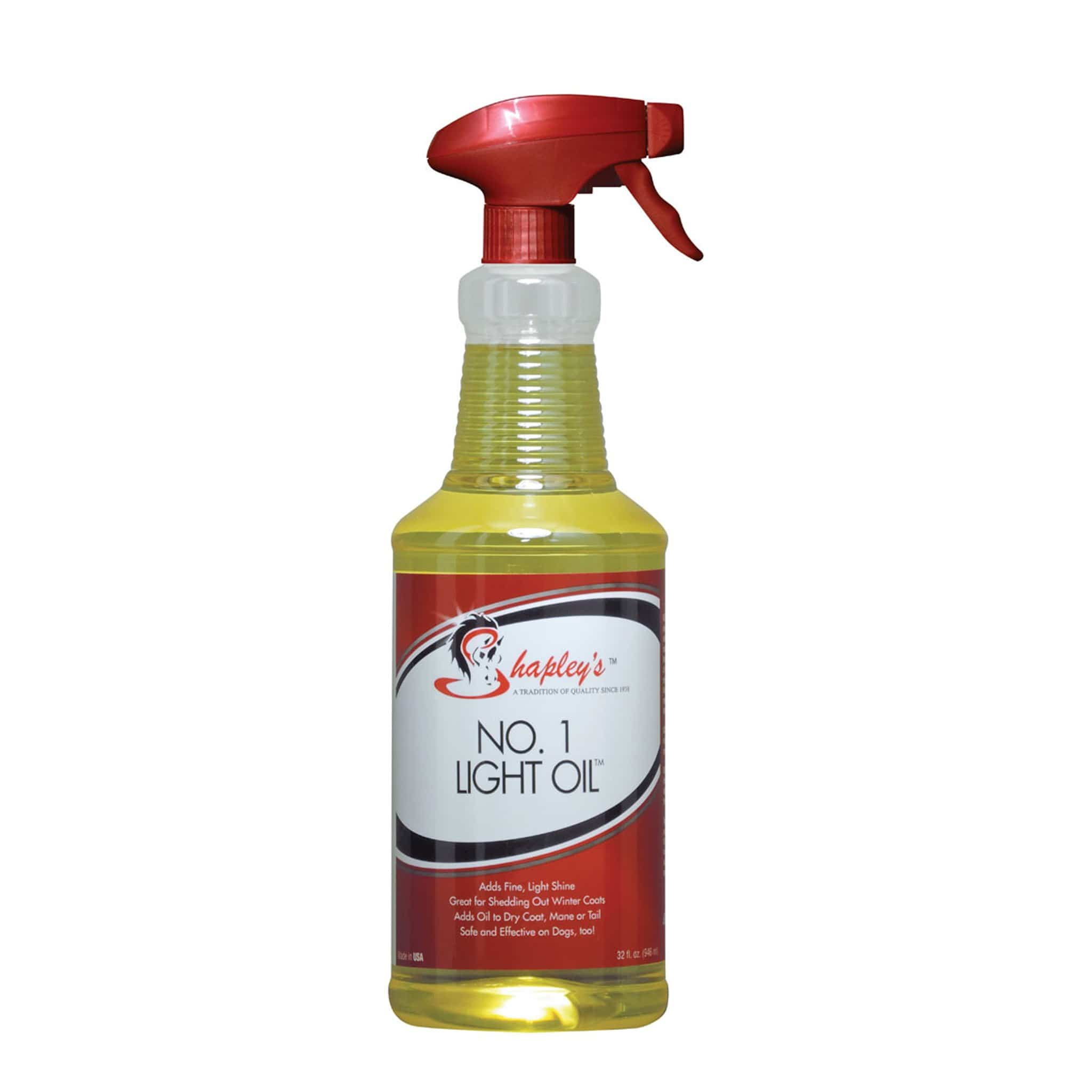 Shapley's No1 Light Oil 946ML 25788.