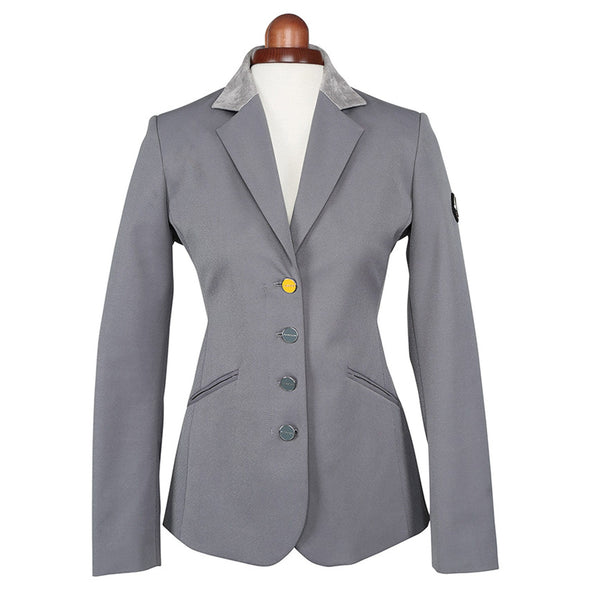 Shires Aubrion Calder Show Jacket Grey Studio 9133