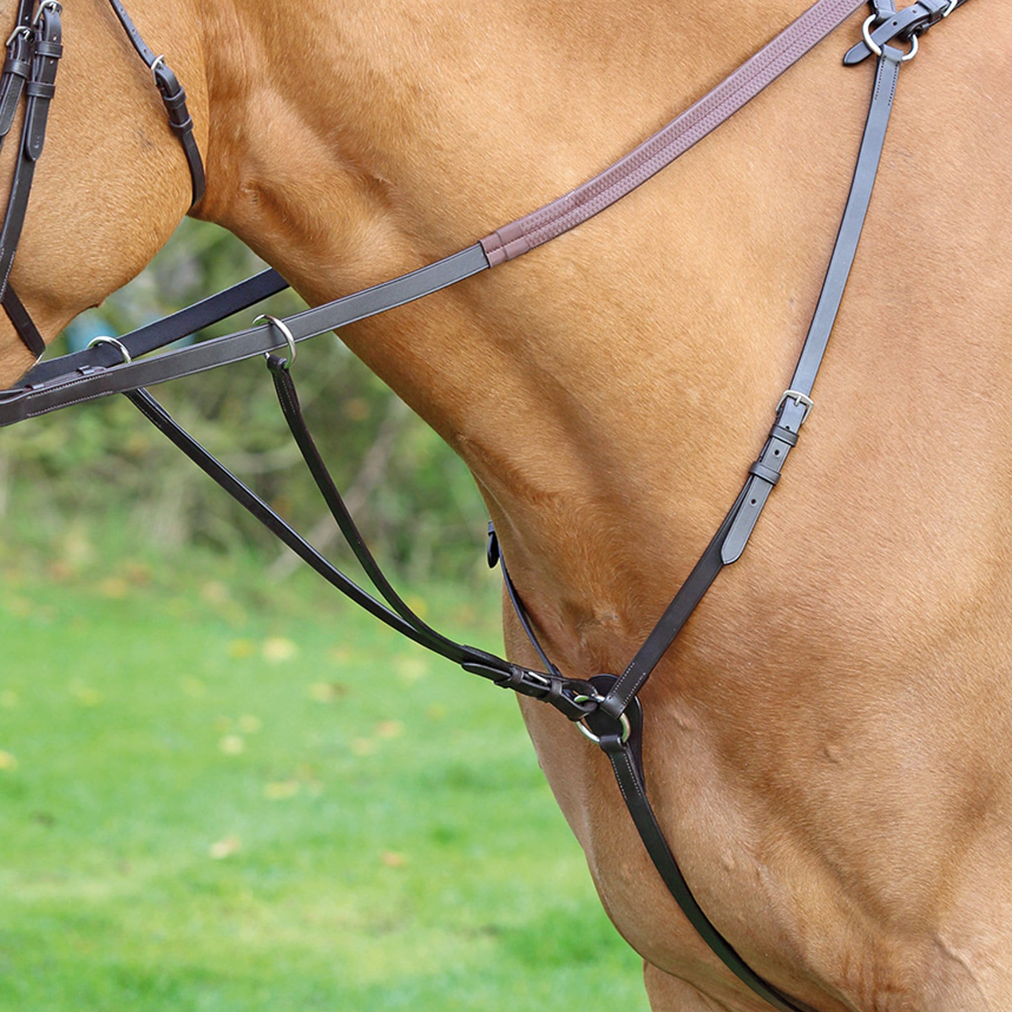 Shires Aviemore Hunt Weight Breastplate 5024
