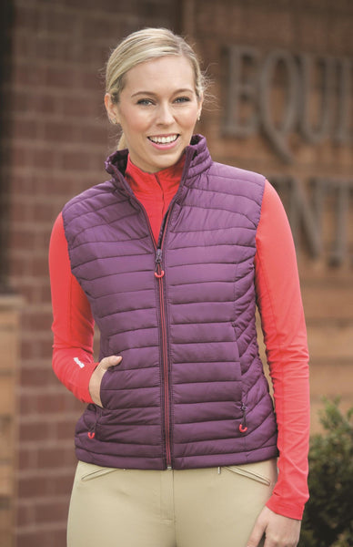 Shires Barcelona Padded Gilet - XS (8-10) | EQUUS