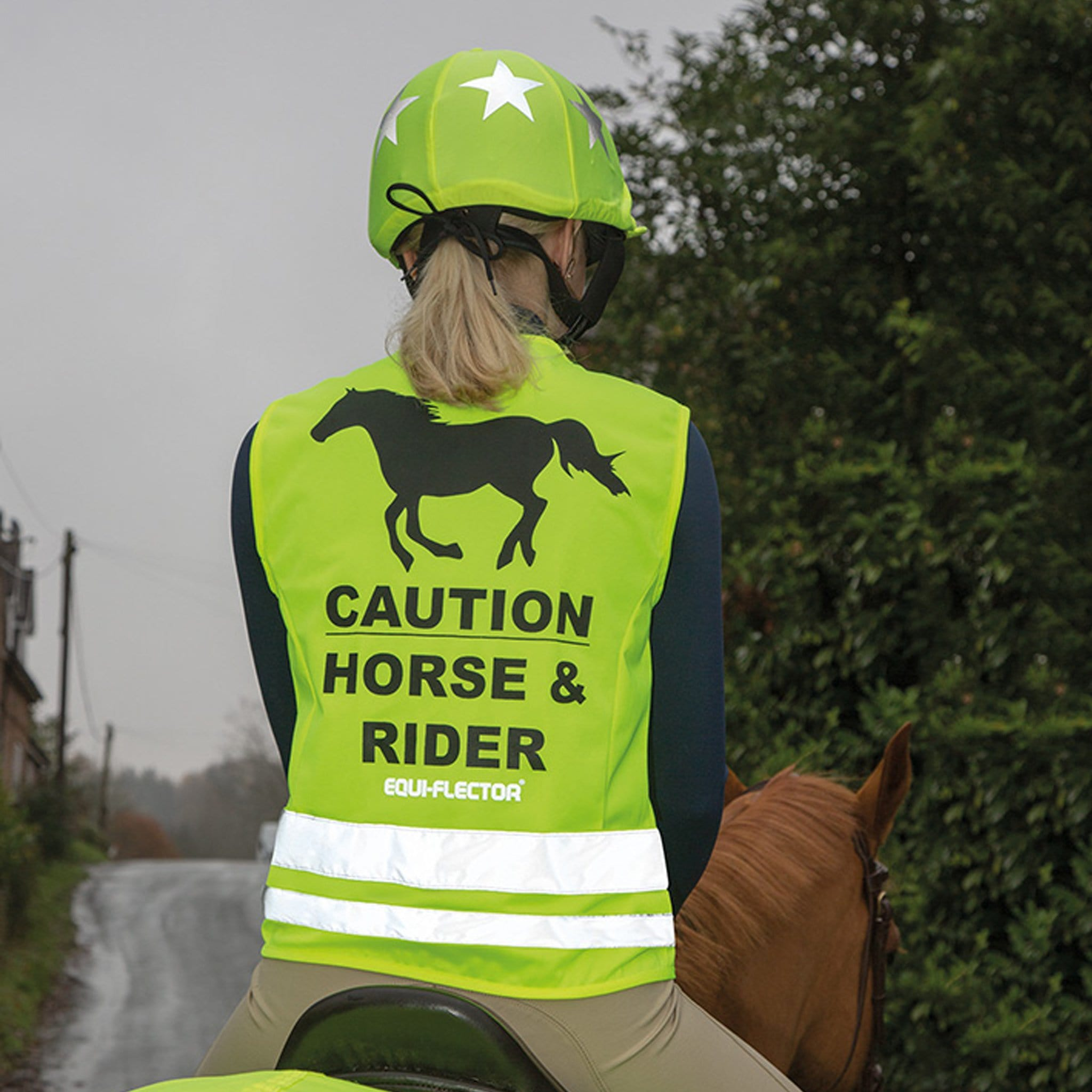 Shires Equi-Flector Children's Safety Vest 7001