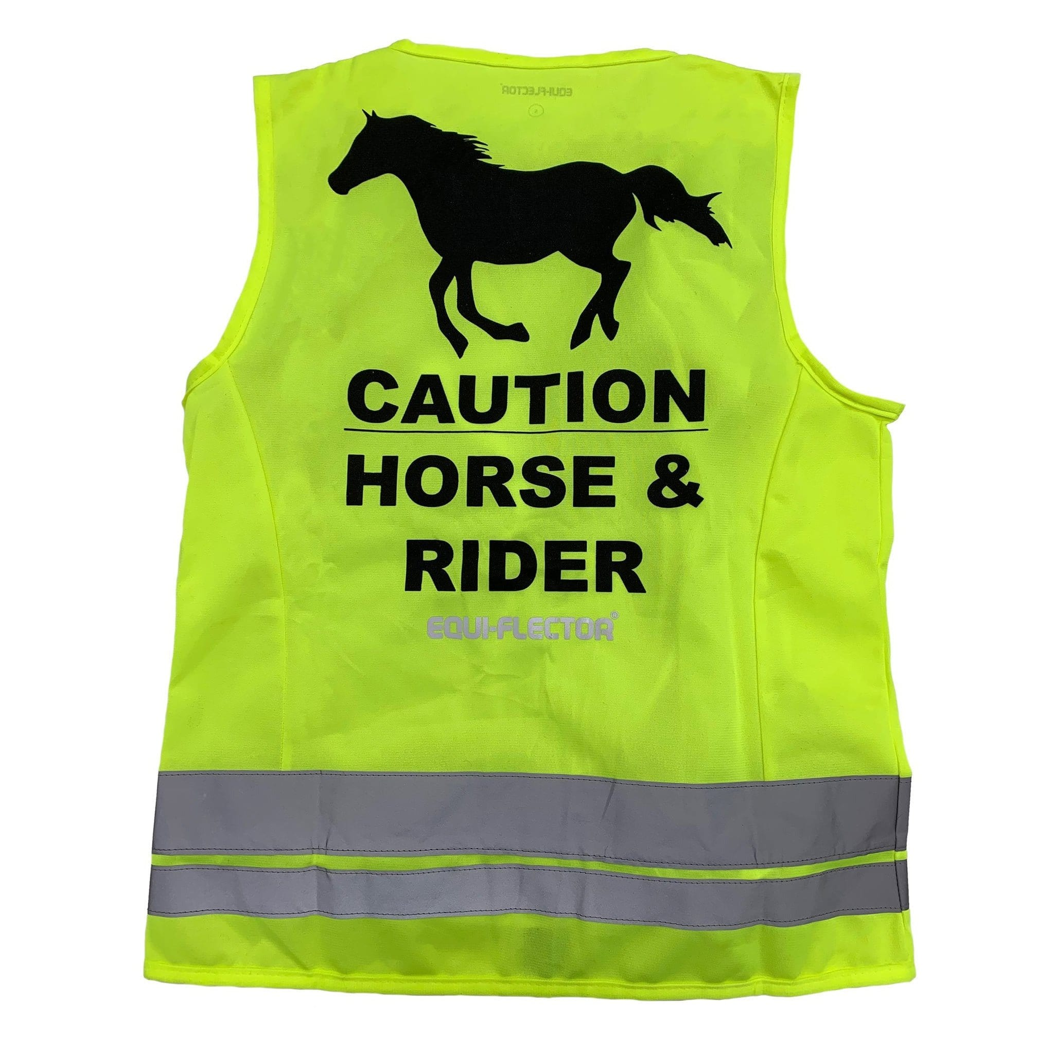 Shires Equi-Flector Safety Vest 7001 Studio Shot