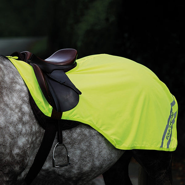Shires Equi-Flector Exercise Sheet Yellow 9329