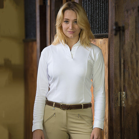 Shires Ladies Hunting Shirt 9532