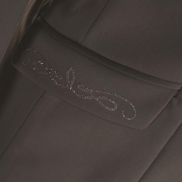 Shires Knightsbridge Ladies Jacket Pocket Detail Black 9781