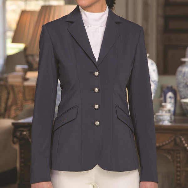 Shires Knightsbridge Ladies Jacket Lifestyle Black 9781