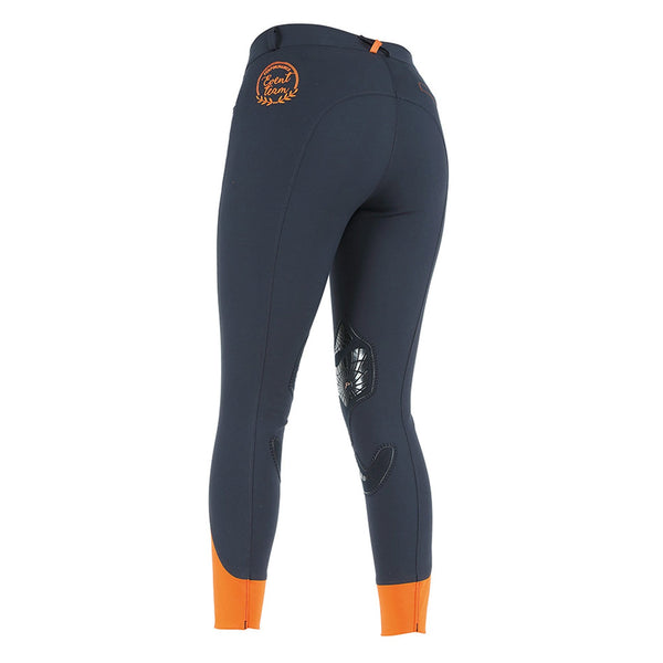 Shires Ladies Performance Camden Breeches Navy 8900