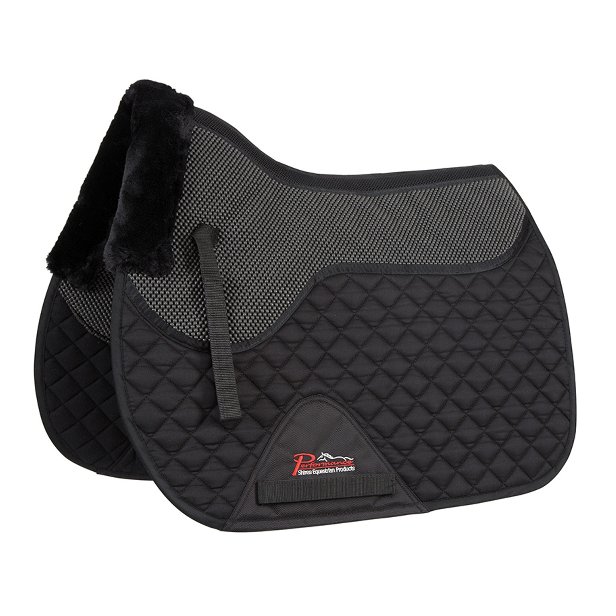 Shires Performance SupaFleece Airflow Anti-Slip Saddle Cloth 279
