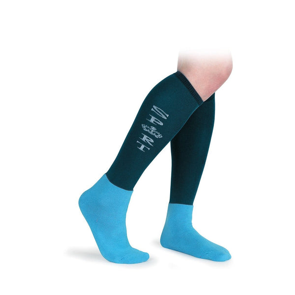 Shires SPRT Performance Riding Socks Right Side 85634
