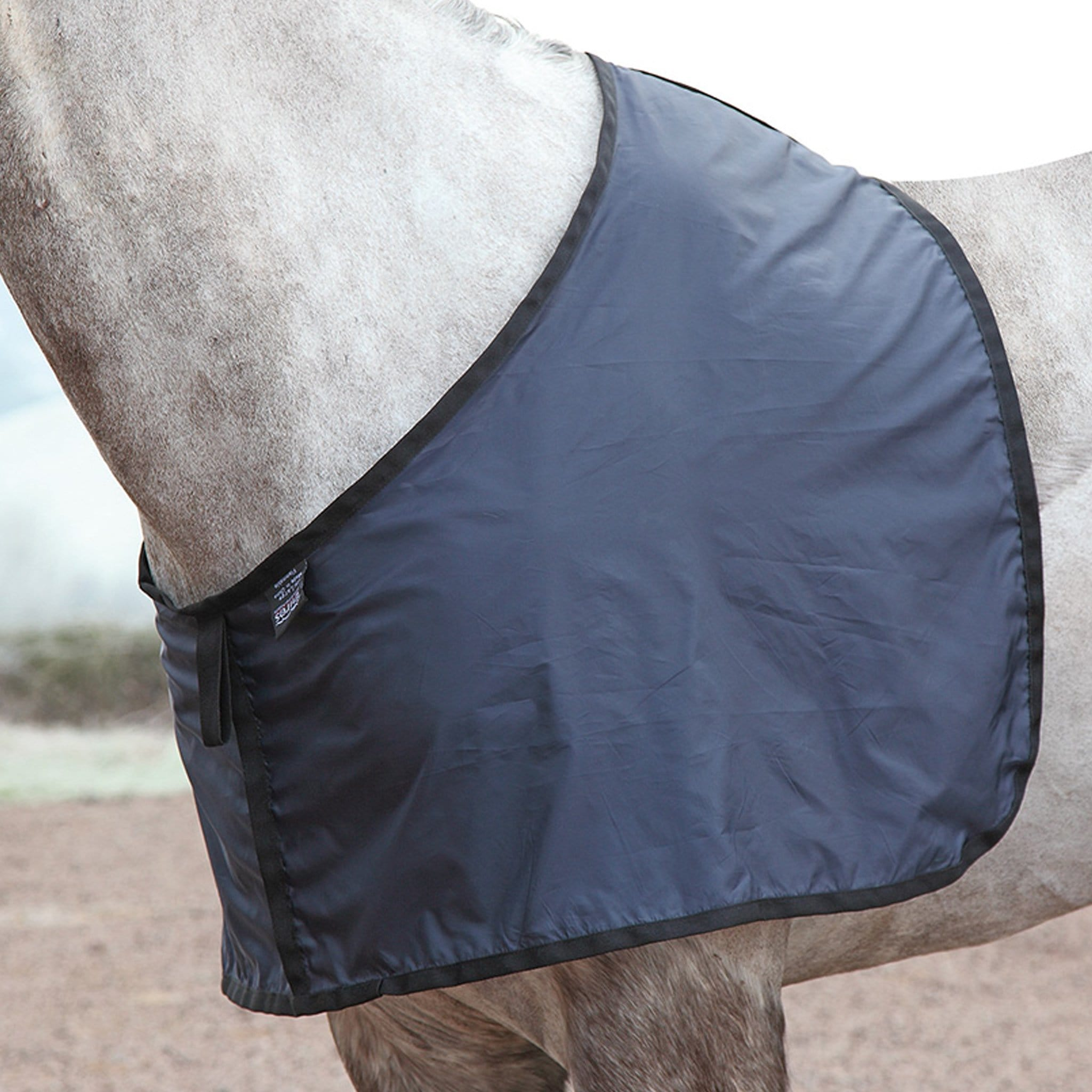 Shires Satin Anti-Rub Bib 934C