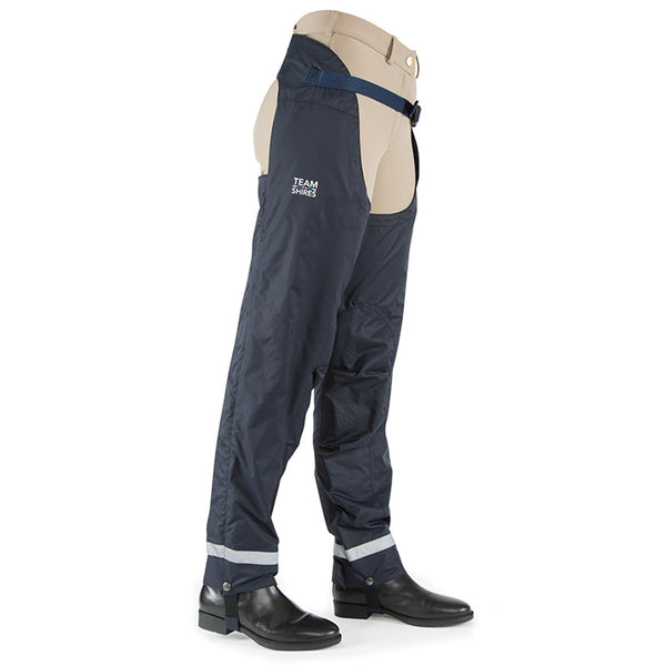 Shires Team Waterproof Chaps