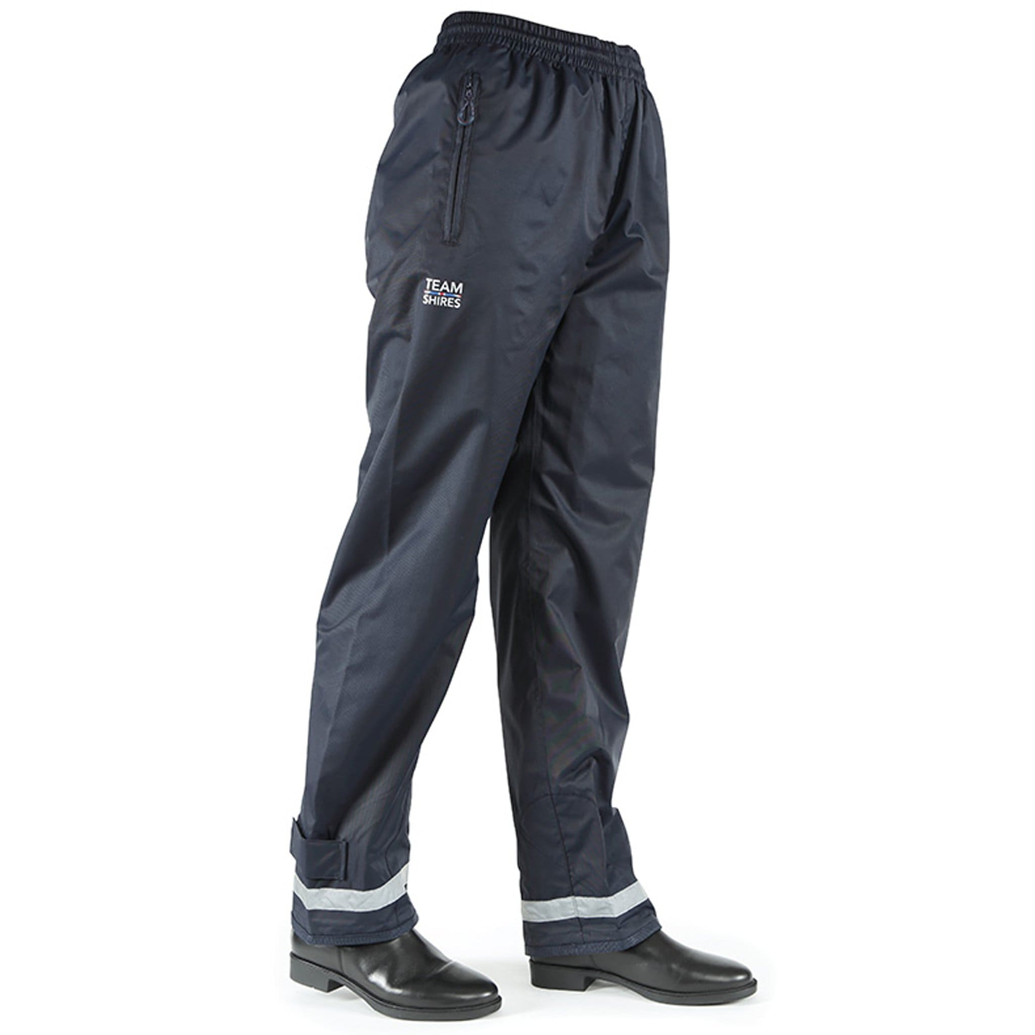 Shires Team Winter Waterproof Over Trousers 9865