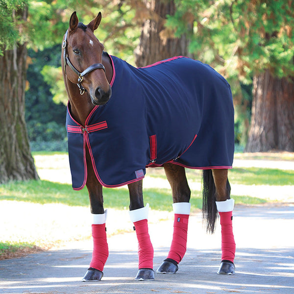Shires Tempest Original Jersey Cooler Navy and Red 94