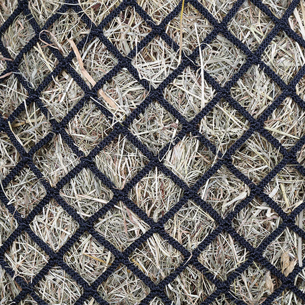 "Shires Soft Mesh Haylage Net 1.5"" Close Up 1040"