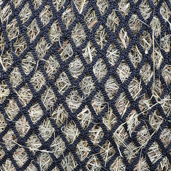 "Shires Soft Mesh Haylage Net 1"" Close Up 1040"