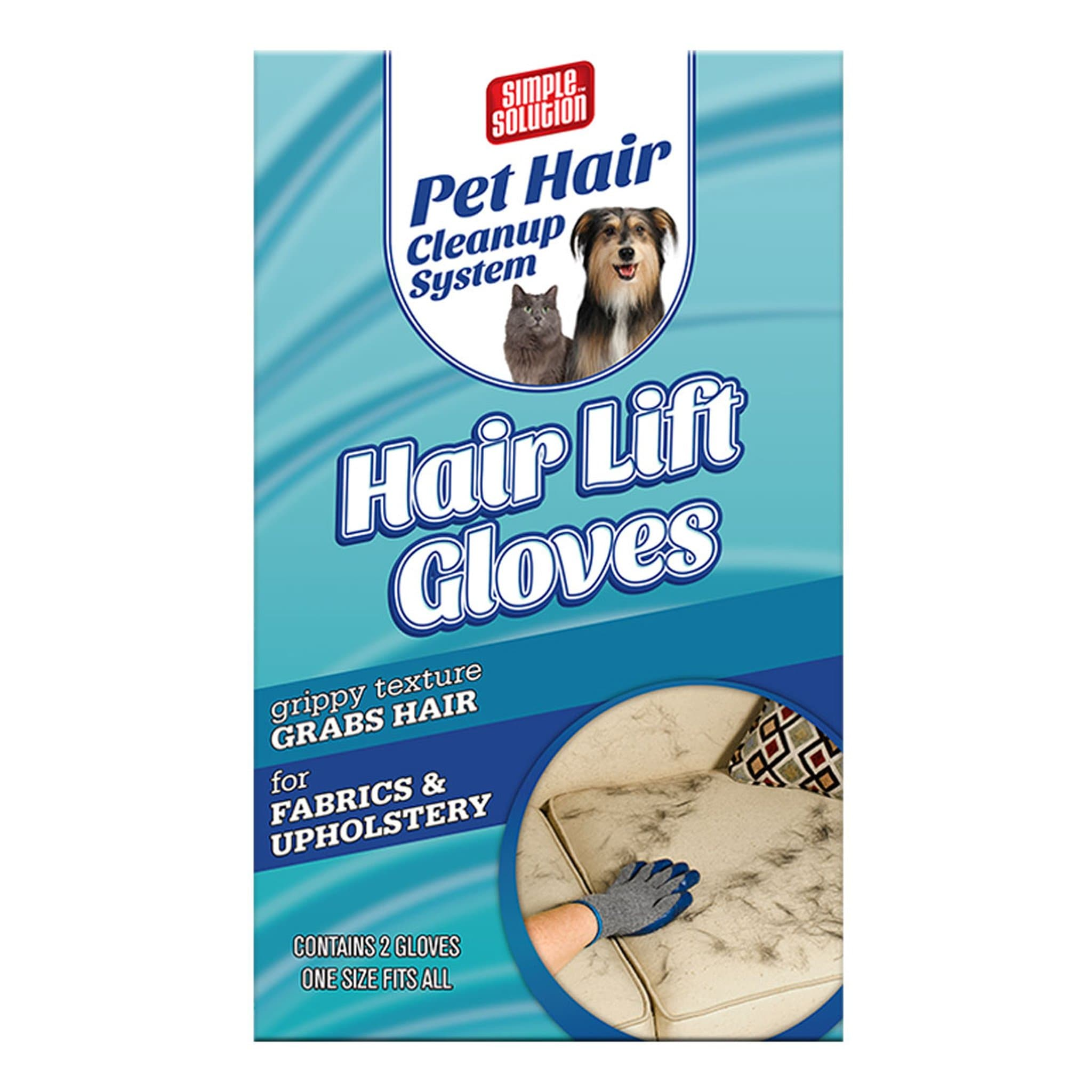 Simple Solution Hair Lift Mitts 28626 2 Pack