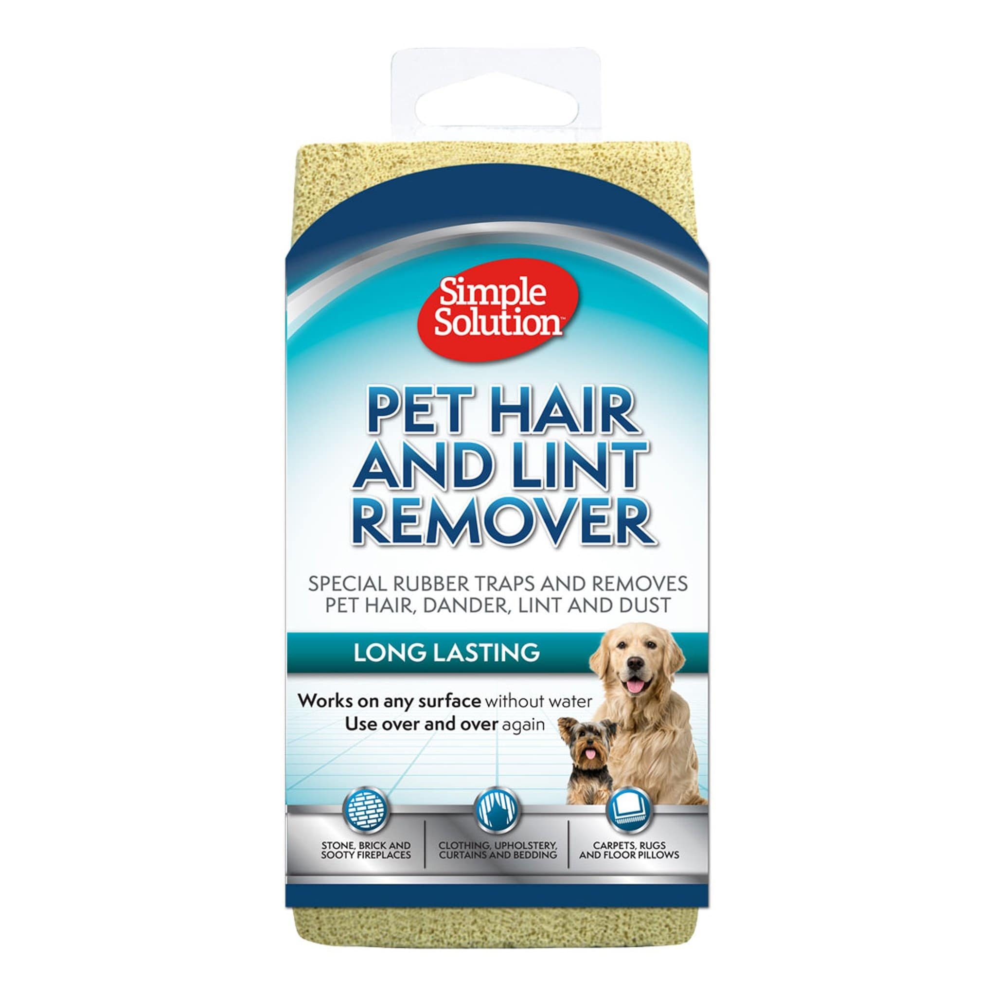Simple Solution Pet Hair and Lint Remover 28630