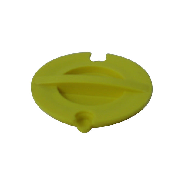 Likit Snak-a-Ball Spare Lid in Yellow LIK0085
