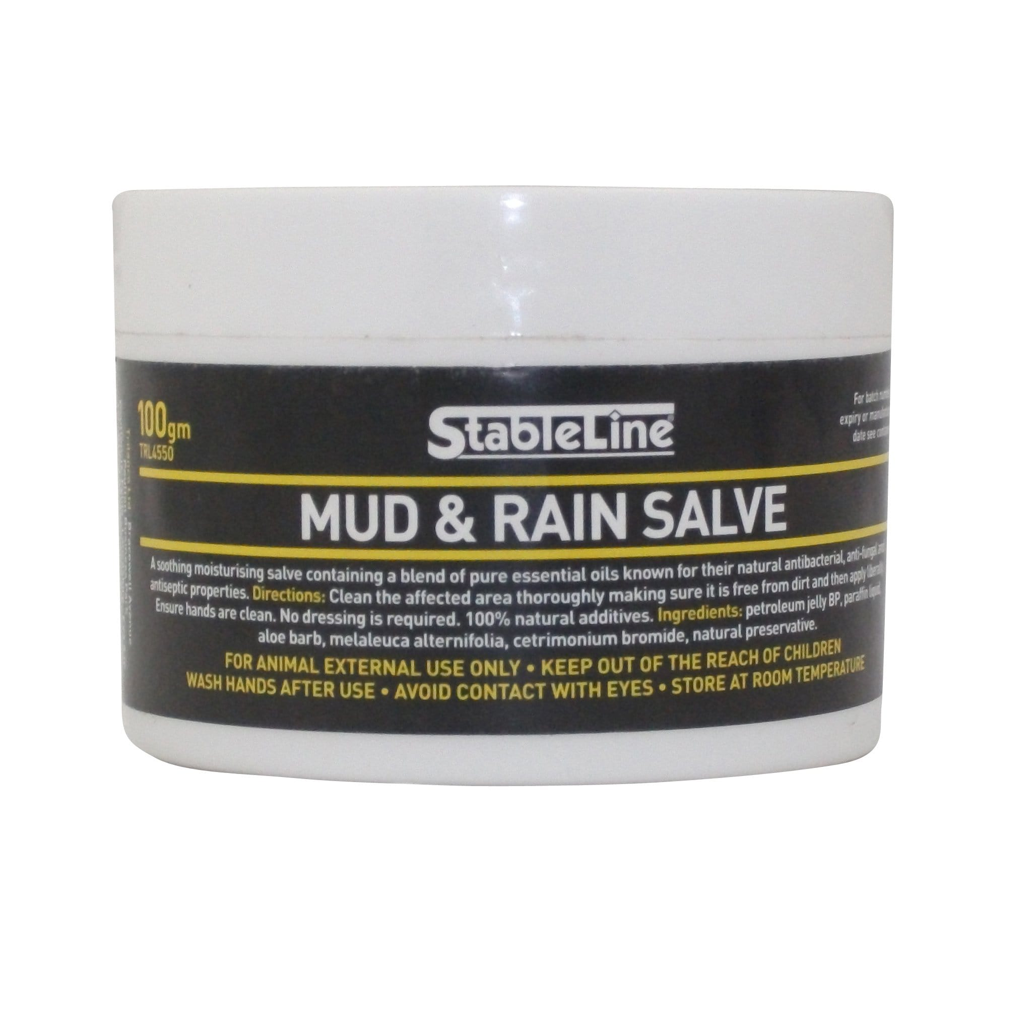 Stableline Mud and Rain Salve TRL4550