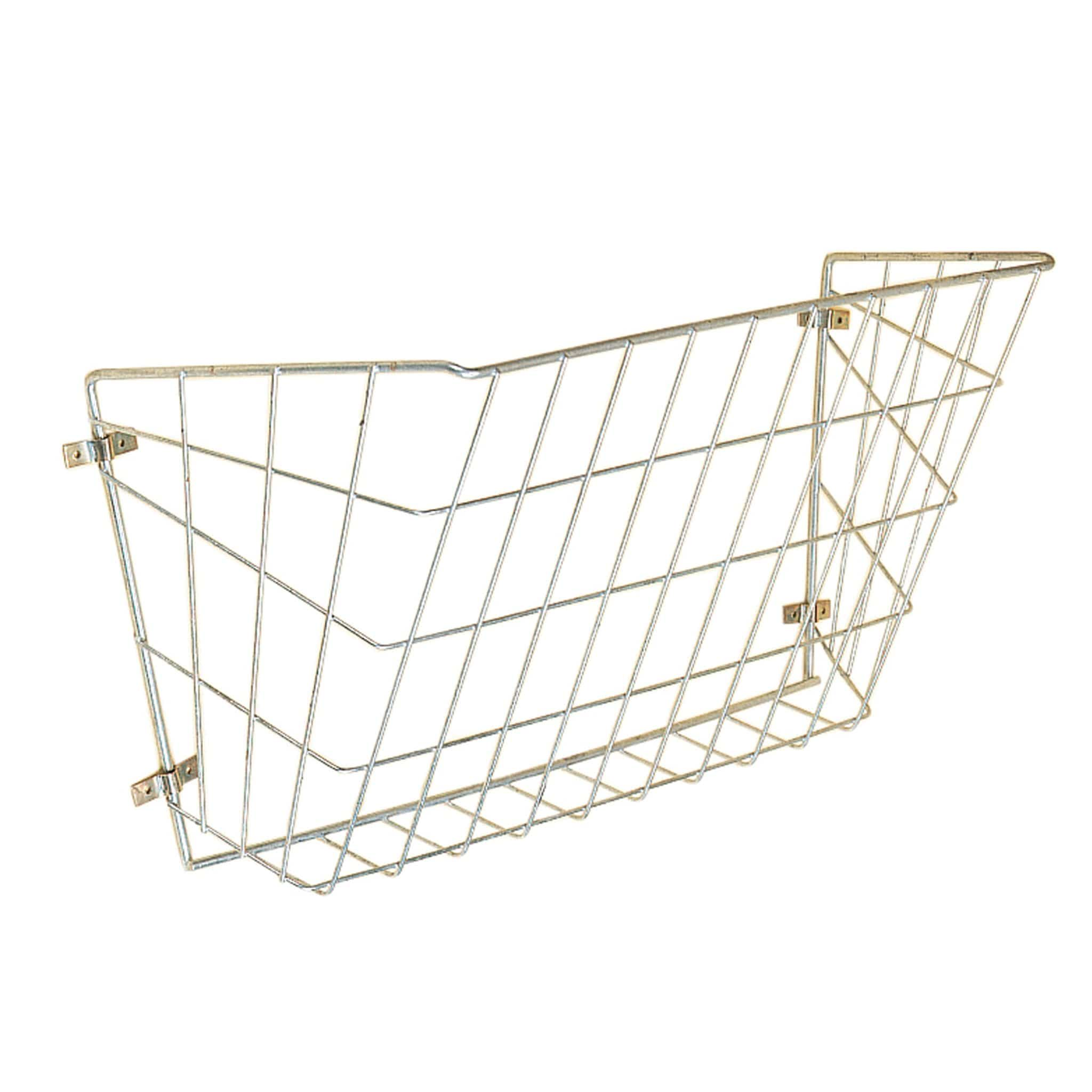 Stubbs Haysaver  Wall Rack in Silver STB0130