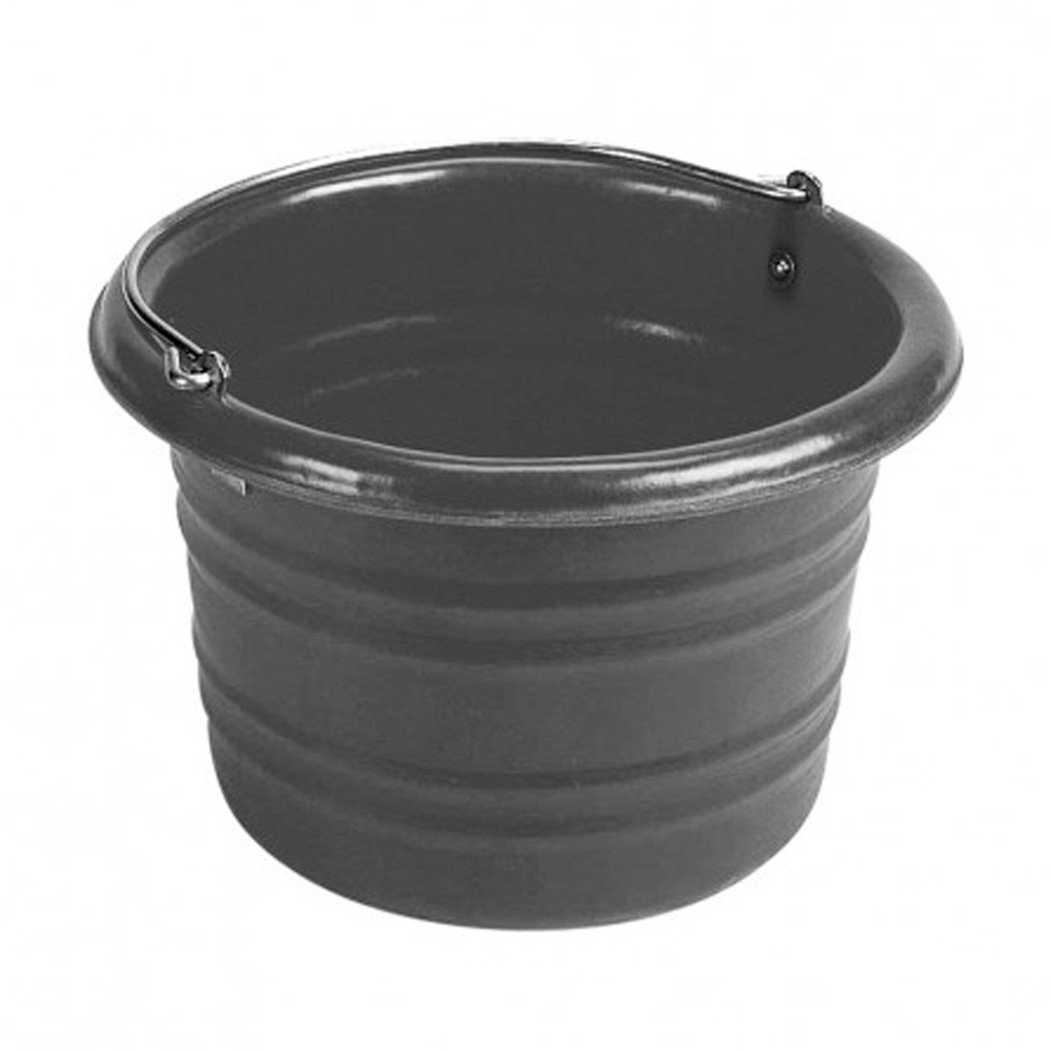 Stubbs Jumbo Water Bucket 4392 Black