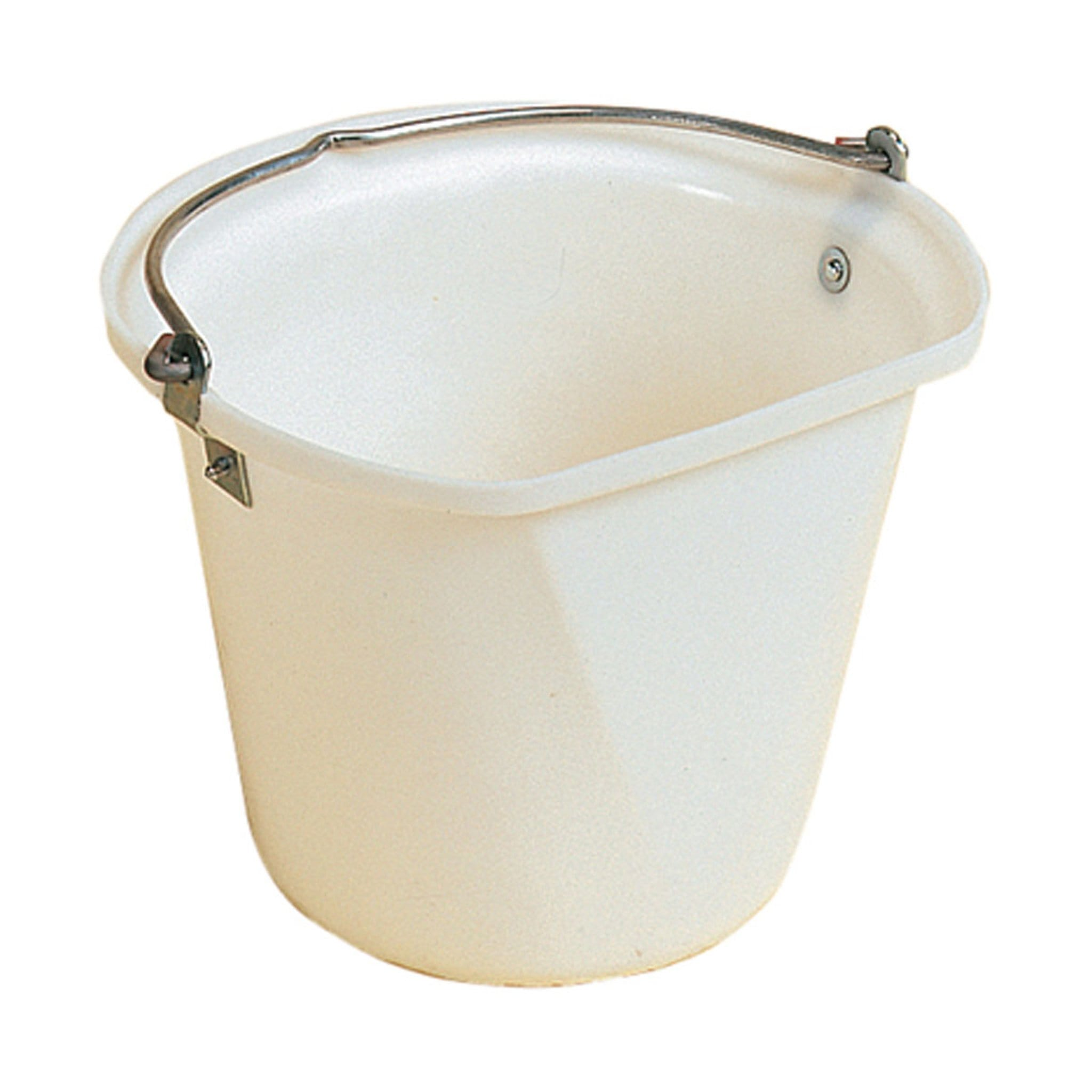 Stubbs Large Stable Bucket 7795 White